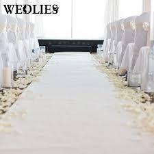 white aisle runner online get cheap aisle wedding aliexpress alibaba