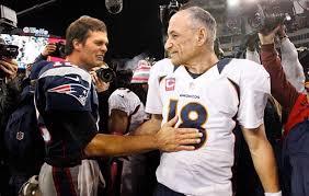 Peyton Manning Tom Brady Meme - total pro sports breaking manning and brady declare sunday s game
