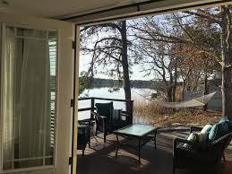 swan pond cottage waterfront central a c open floor plan west