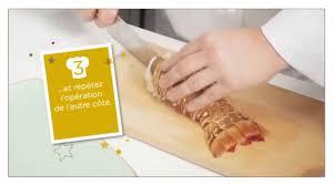 cuisiner queue de langoustes crues surgel馥s tours de découper une queue de langouste