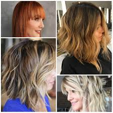 medium length wavy hairstyle hairstyles 2017 u2013 page 6 u2013 haircuts and hairstyles for 2017 hair