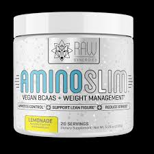 Amazon Com Pure Branched Chain Amino Acids Bcaa Powder Amino Slim U2013 Raw Synergies