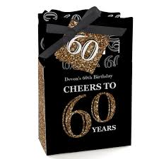 60th birthday party favors 60th birthday party favors for birthday favor boxes
