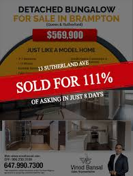 sell your house fast with royal lepage flower city brokerage