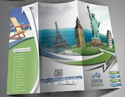 tourism brochure template travel brochure design 11 alpine