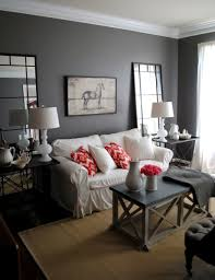 gray and red living room ideas color scheme inspirations grey