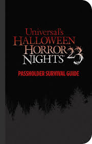 halloween horror nights 23 advertising campaign on behance