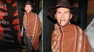Good Bad Ugly Halloween Costumes Scott Eastwood Spot Impression Dad Clint Eastwood