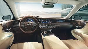 lexus lf fc interior 2018 lexus ls luxury sedan luxury sedan