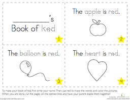 5 best images of mini printable books for preschool free