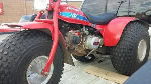 big red atc motorcycles for sale