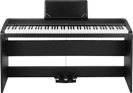 Comment Choisir Un Piano B1 Coloris Bk Noir Piano Numérique Meuble 88 Touches