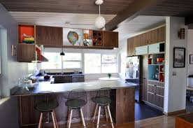modern kitchen design idea midcentury modern kitchen interior design ideas