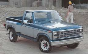 1984 ford f250 diesel mpg we ford s past present and future 1980 1989 ford trucks