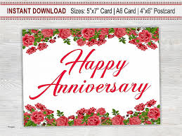 card for husband anniversary cards anniversary card for husband free printable