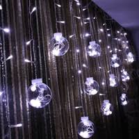 wholesale lighted window decorations indoor buy cheap