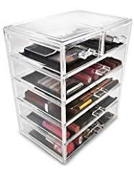 Bathroom Makeup Storage by Shop Amazon Com Makeup Organizers