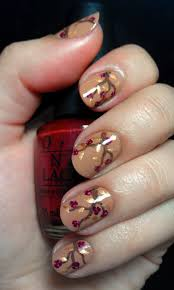 fall color nail art gallery nail art designs