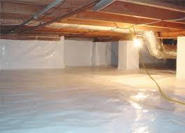 crawl space encapsulation homespec basementfix