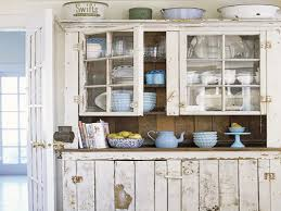 Farmhouse Style Kitchen Cabinets Large Wood Cabinets Rustic Farmhouse Style Kitchen Cabinets