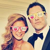 personalized sunglasses wedding favors custom wedding favors gifts personalized with your message