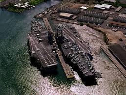 Flag Carrier Of Japan Uss Kitty Hawk Cv 63 Wikipedia