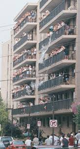 Penn State Student Falls Off Balcony by A Breakdown Of Penn State U0027s Downtown Living Situations