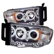 02 dodge ram headlights amazon com spyder auto pro yd dr02 ccfl c dodge ram 1500 2500