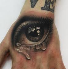 3d eye for and tattoos