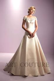 Satin Wedding Dresses 6 Of The Best Satin Wedding Dresses From Art Couture