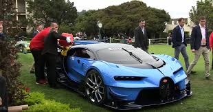 concept bugatti bugatti supercar concept runs out of fuel struggles to get on
