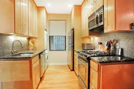 Crest Home Design Nyc Traditional Kitchen With Flat Panel Cabinets U0026 Laminate Floors In