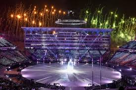 when is the winter olympics closing ceremony and how to it
