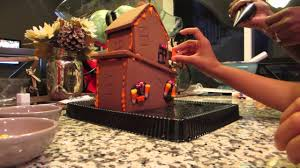 halloween chocolate house houseofmeis youtube