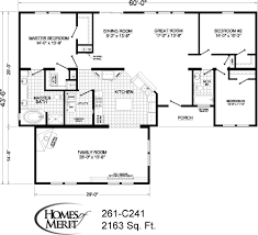 1 Bedroom Modular Homes by Floor Plans Riviera C241 Manufactured And Modular Homes