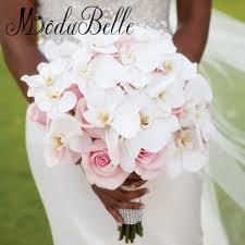 wedding flowers orchids popular bridesmaid bouquet orchids buy cheap bridesmaid bouquet