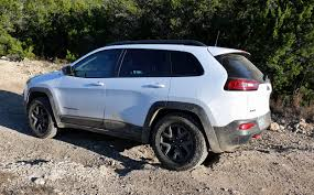 jeep trailhawk blue lessons learned in the 2016 jeep cherokee trailhawk jk forum