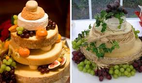 wedding cake made of cheese wedding cakes made of cheese