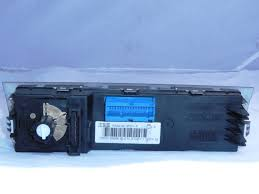 vectra c heater control panel vectra c signum 13138190