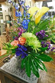 flower arrangement class and tips take time for style