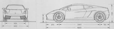 lamborghini gallardo blueprint tutorials3d com blueprints lamborghini gallardo