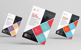 brochure templates free indesign indesign templates designfreebies