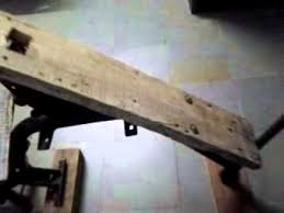 Home Made Bench Press Incline Bench 3 Home Made Youtube