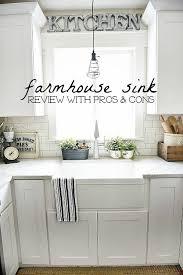 Farmer Sinks Kitchen by Top 25 Best Fireclay Sink Ideas On Pinterest Farm Sink Kitchen
