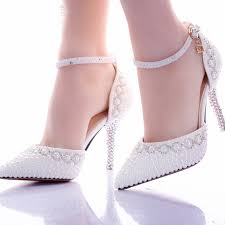 wedding shoes ankle aliexpress buy new style handmade pointed toe ankle