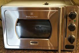 Wolfgang Puck Toaster Wolfgang Puck Novo Pro Pressure Oven Review Thumb And Hammer