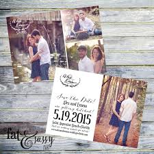 Rustic Save The Dates Printable Signs Wedding Invitations Home Decor U0026 By Fatandsassyink
