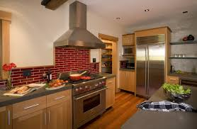 kitchen with brick backsplash brick backsplash kitchen modern with 6mm 6mm thickness 6mm