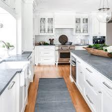 white kitchen cabinets soapstone countertops 75 beautiful beige kitchen with soapstone countertops