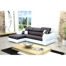 cdiscount canapé d angle cuir canape d angle noir cdiscount canape d angle gauche design noir et